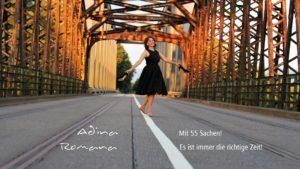 """C'est moi! -Das bin ich!"" mit Adina Romana @ Alte Rösterei"