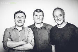 Stefan Sirbu Jazz Trio - Gastspiel @ Alte Rösterei