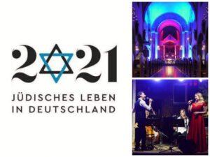2021 - 1700 Jahre Jüdisches Leben in Deutschland @ St Johannes Nepomuk Kirche, Kehl